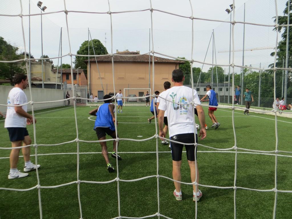 Quadrangolare Calcio a cinque
