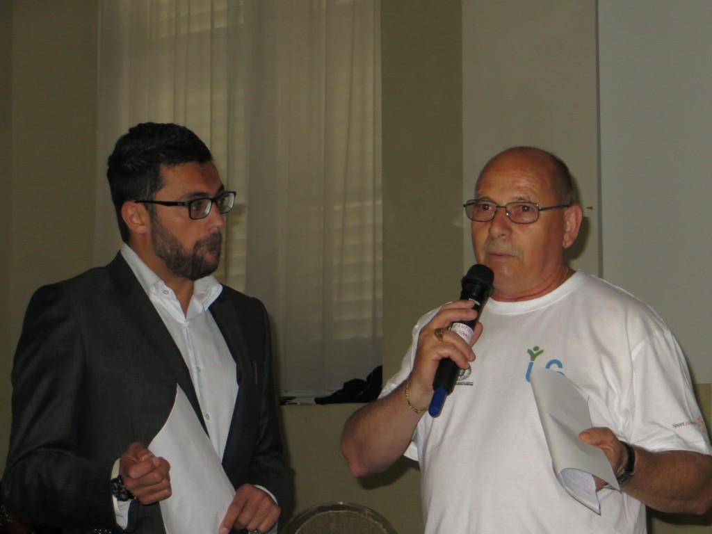 Intervento di Giuliano Riosa (Sport e Comunità)