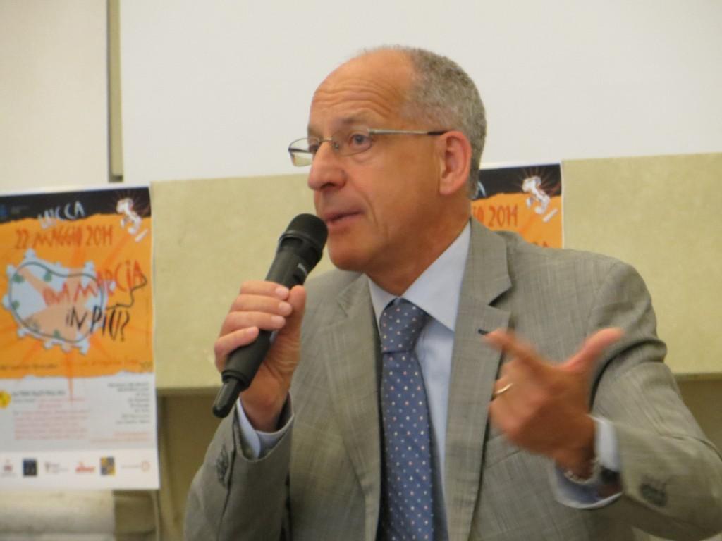 Alberto Tomasi (medico sportivo, direttore dipartimento prevenzione ASL 2 Lucca)