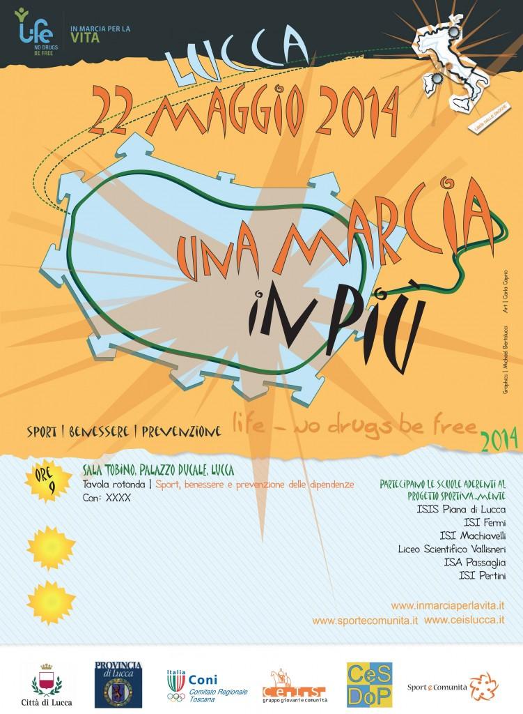 locandina2014marcia vita