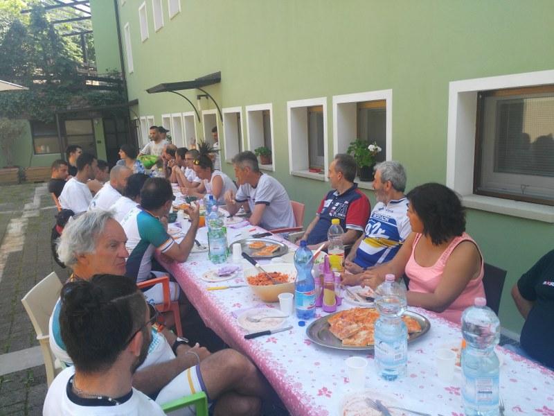 Pranzo alla Comunità di Emmaus