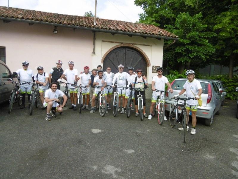 Pronti per raggiungere Casale Monferrato