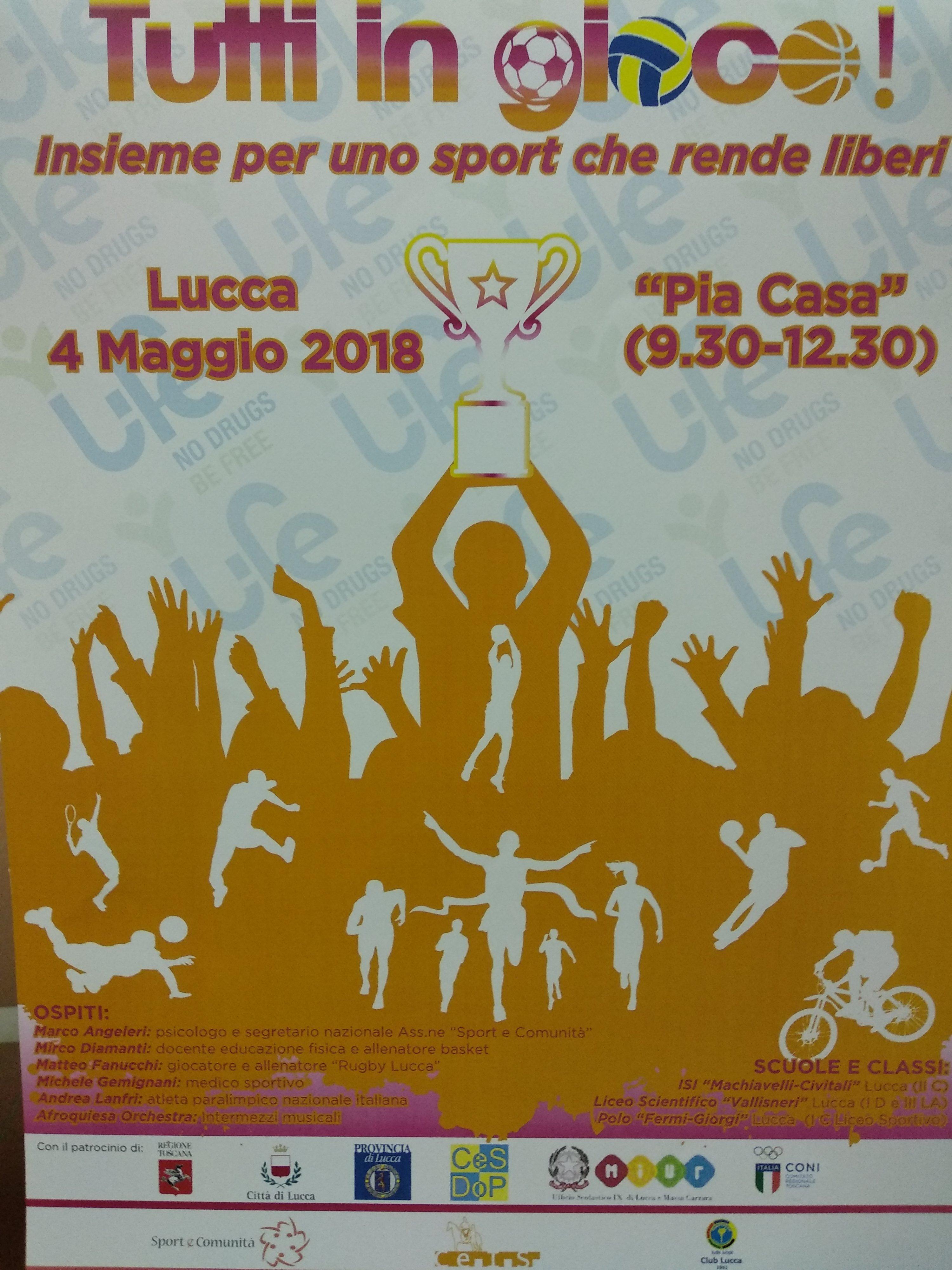 Lucca-Tutti in gioco!