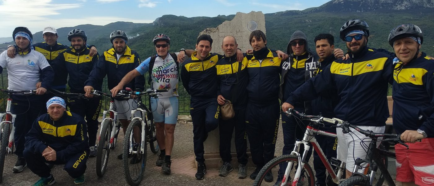 Sicilia 2 tappa – Casa dei Giovani – da Godrano a San Carlo