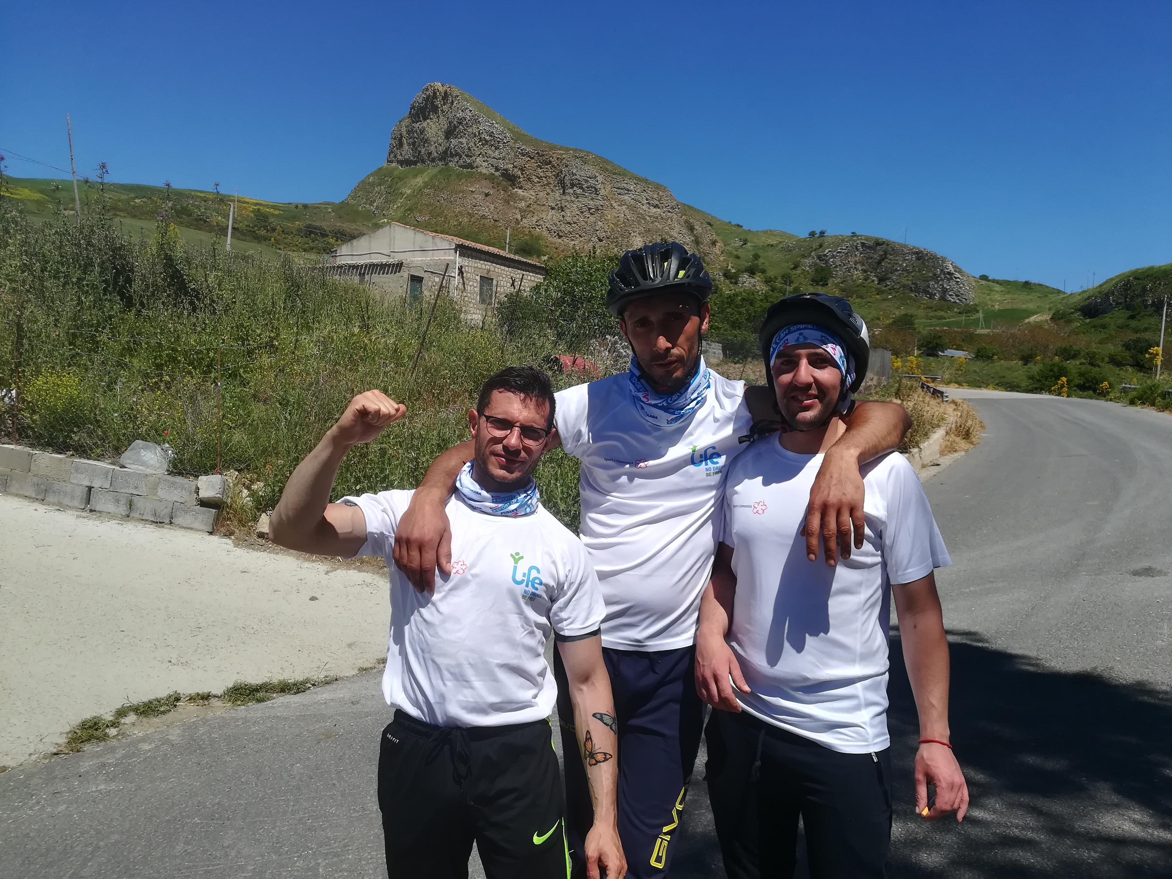 Sicilia – 3 tappa – don Calabria – da Lercara a Enna