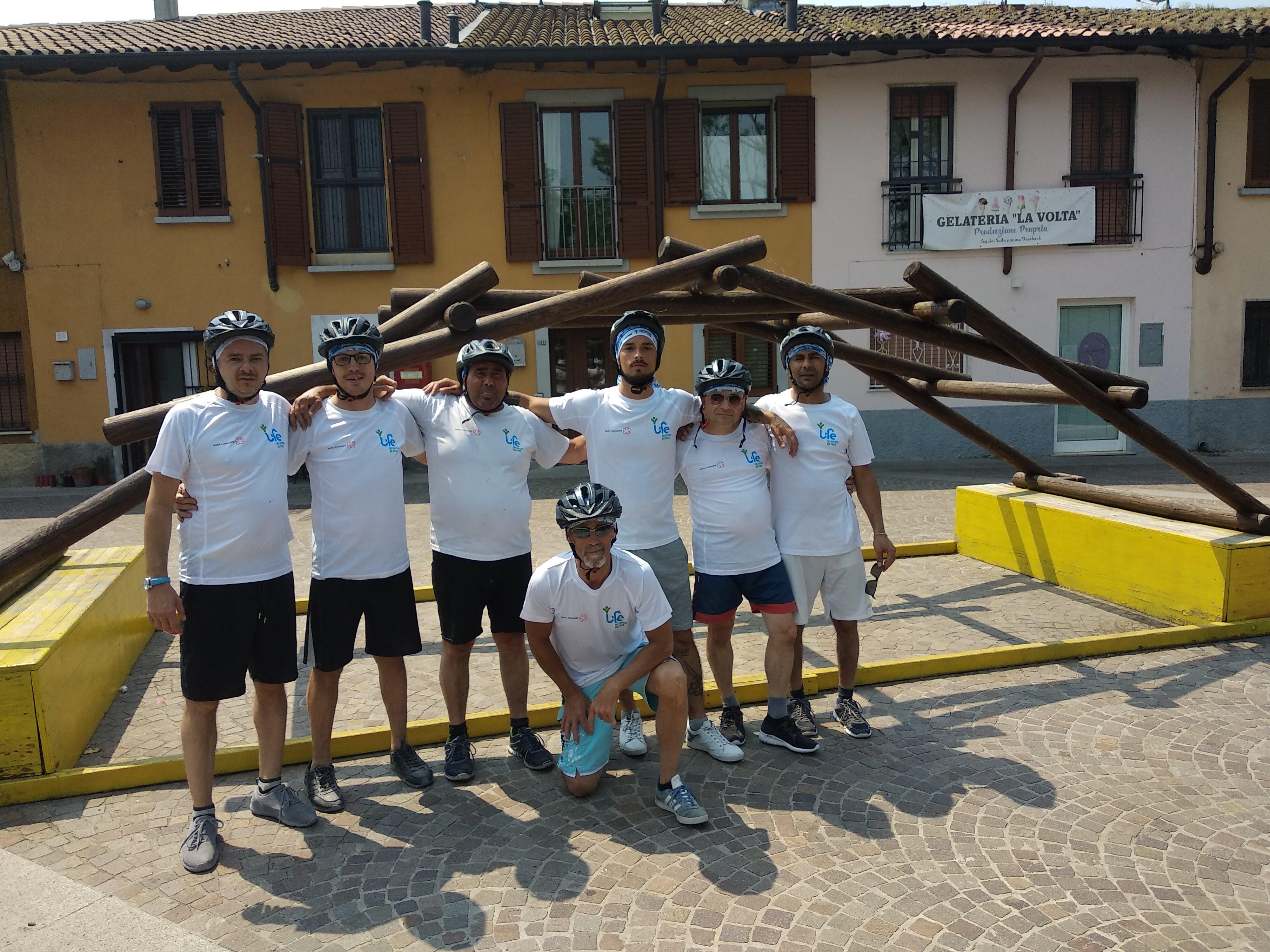 Lombardia 21 tappa – Kairos e Fontane – da Cisano a Lodi