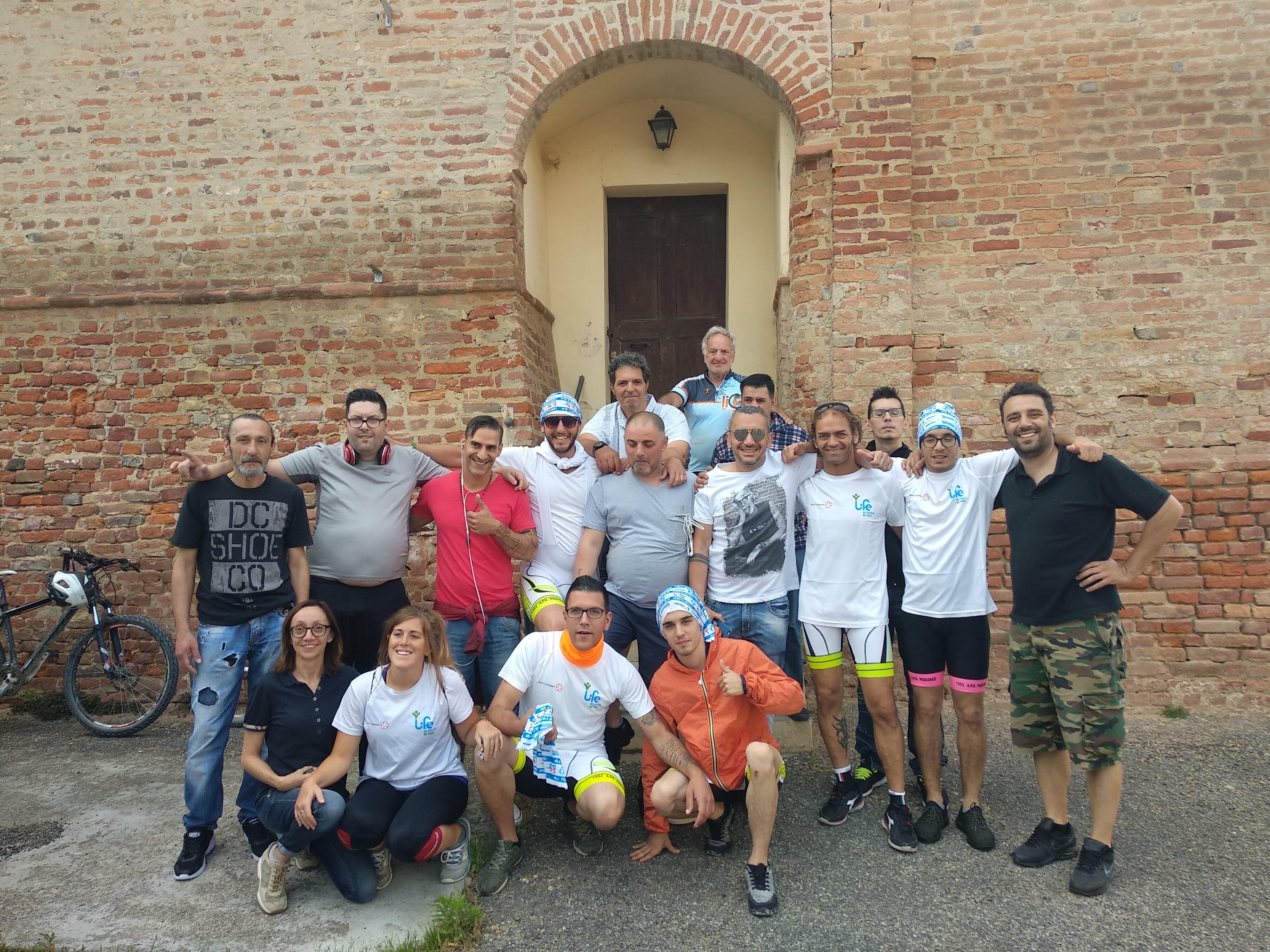 Piemonte 22 tappa – Rinascita – da Vaglierano ad Alba